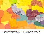 oil painting. beautiful ... | Shutterstock . vector #1336957925