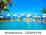Nice Tropical Pool Beside The...