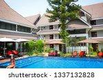 chiang rai  thailand   april ... | Shutterstock . vector #1337132828
