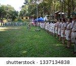 chaiyaphum  thailand  december  ... | Shutterstock . vector #1337134838