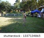 chaiyaphum  thailand  december  ... | Shutterstock . vector #1337134865