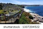 waverly cemetery  sydney ... | Shutterstock . vector #1337204522
