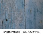 close up view of part of an old ... | Shutterstock . vector #1337225948