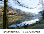 Buttermere Lake Beautiful Cold...
