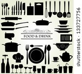 Food And Drink Kitchen Utensil...