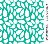 spring seamless pattern | Shutterstock .eps vector #1337279075