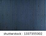 black metal  iron  steel floor...   Shutterstock . vector #1337355302