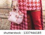 milan  italy   february 22 ... | Shutterstock . vector #1337466185