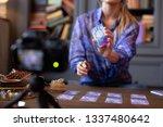 special symbol. selective focus ...   Shutterstock . vector #1337480642