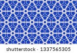 blue color. abstract background ...   Shutterstock .eps vector #1337565305