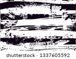 distressed background in black... | Shutterstock . vector #1337605592