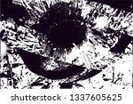 distressed background in black... | Shutterstock . vector #1337605625