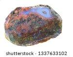 czech agate mineral gem... | Shutterstock . vector #1337633102