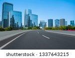 urban road  highway and... | Shutterstock . vector #1337643215