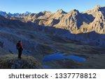 vallee de la claree during a... | Shutterstock . vector #1337778812