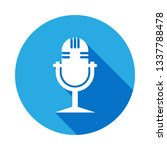 microphone icon with long...