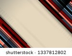 abstract background with... | Shutterstock .eps vector #1337812802