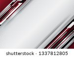 abstract background with... | Shutterstock .eps vector #1337812805