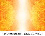 elegant shiny indian background ... | Shutterstock .eps vector #1337867462