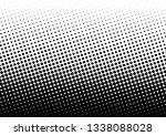 vintage dots background.... | Shutterstock .eps vector #1338088028