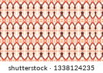 colorful seamless pattern for... | Shutterstock . vector #1338124235