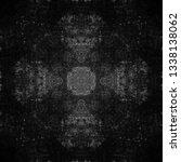 modern abstract dark background | Shutterstock . vector #1338138062