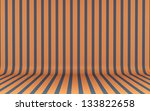 blue and yellow vertical lines... | Shutterstock . vector #133822658