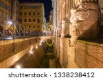 columns of hadrian temple at...   Shutterstock . vector #1338238412