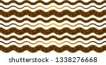 seamless wavy texture in the... | Shutterstock .eps vector #1338276668