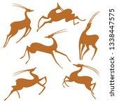 Gazelle Africa Animal Side...
