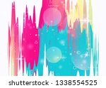 future landscape with...   Shutterstock .eps vector #1338554525