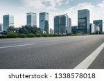 urban road  highway and... | Shutterstock . vector #1338578018