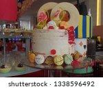 Giant Cake Display