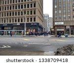 toronto  ontario   canada   03... | Shutterstock . vector #1338709418