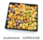 roasted nuts assortment... | Shutterstock . vector #1339031528