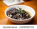 jajangmyeon in a bowl | Shutterstock . vector #1339050722