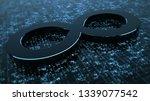 3d rendering abstract image of... | Shutterstock . vector #1339077542