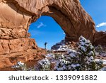 beautiful formation known as... | Shutterstock . vector #1339091882