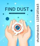health care from fine dust | Shutterstock .eps vector #1339185665