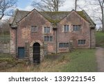 Old Watermill In Rural Cheshire ...