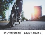 electric urban transportation... | Shutterstock . vector #1339450358