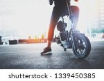 electric urban transportation... | Shutterstock . vector #1339450385