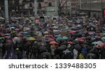 fridaysforfuture demonstration...   Shutterstock . vector #1339488305