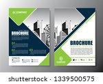 business abstract vector... | Shutterstock .eps vector #1339500575