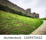 conwy  wales   march 13  2019   ... | Shutterstock . vector #1339572422