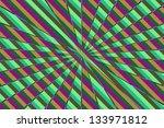 vintage poster. retro pattern | Shutterstock . vector #133971812