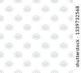 smart house pattern seamless... | Shutterstock . vector #1339732568
