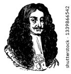 charles ii 1630 to 1685 he was... | Shutterstock .eps vector #1339866542