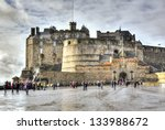 edinburgh   february 24 ... | Shutterstock . vector #133988672