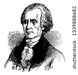 richard henry lee 1732 to 1794... | Shutterstock .eps vector #1339888682